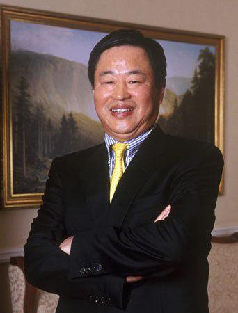 原中国粮油董事会主席宁高宁 资料图片